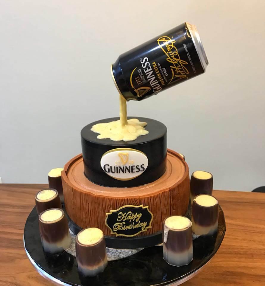 Best Customized Jelly Cake