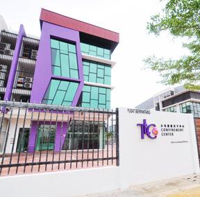 confinement centre malaysia