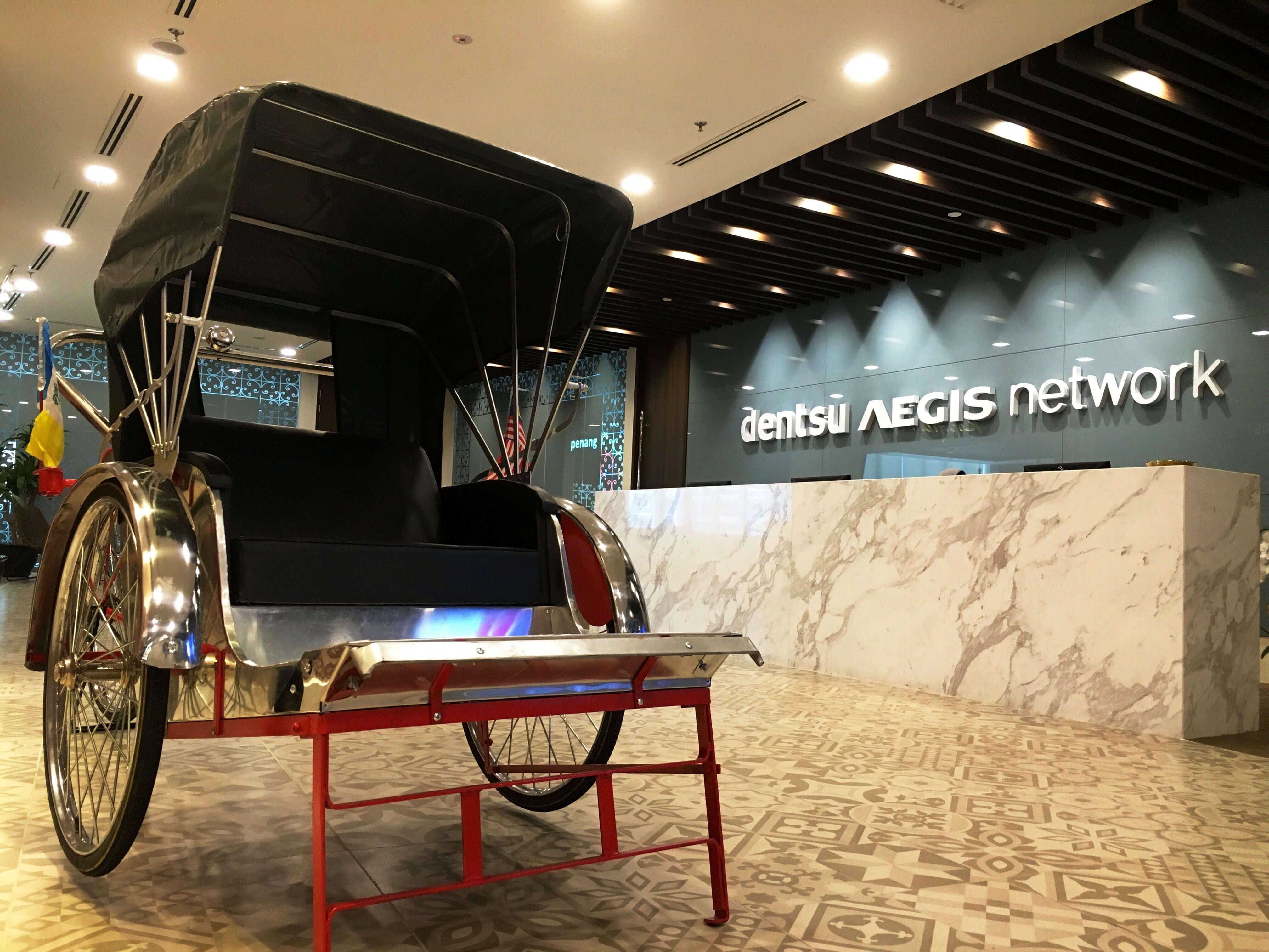 malaysia amazing office