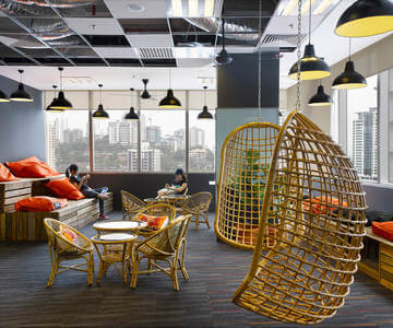 amazing office in KL